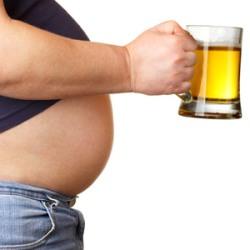 растет жир на животе у женщин
