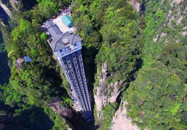 11 самых невероятных лифтов в мире