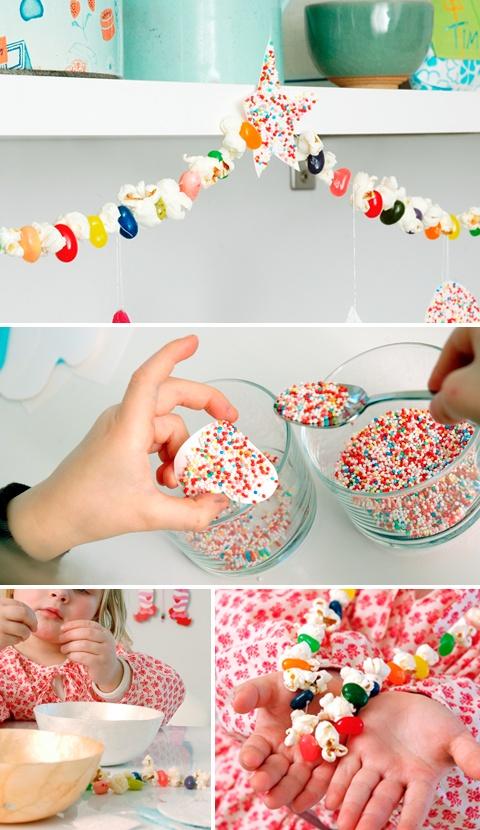 Мелкие сладости своими руками