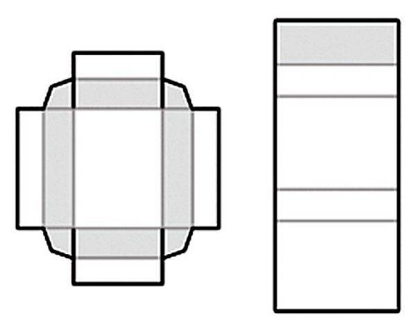 Сделать спичечный коробок своими руками