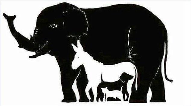Сколько животных вы видите на изображении?