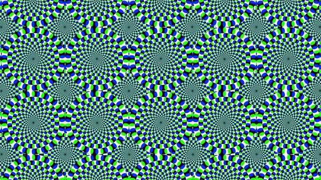 Оптические иллюзий