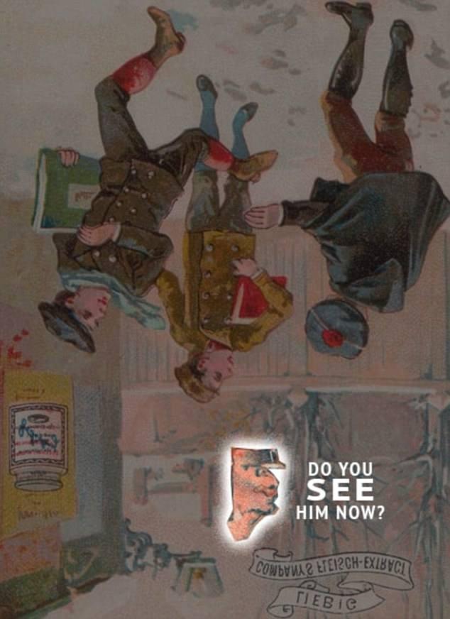 Сможете ли вы найти полицейского до того, как он схватит мальчиков?