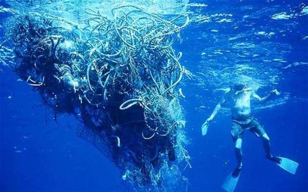 Пластиковый мусор в океане стал загадочным образом исчезать