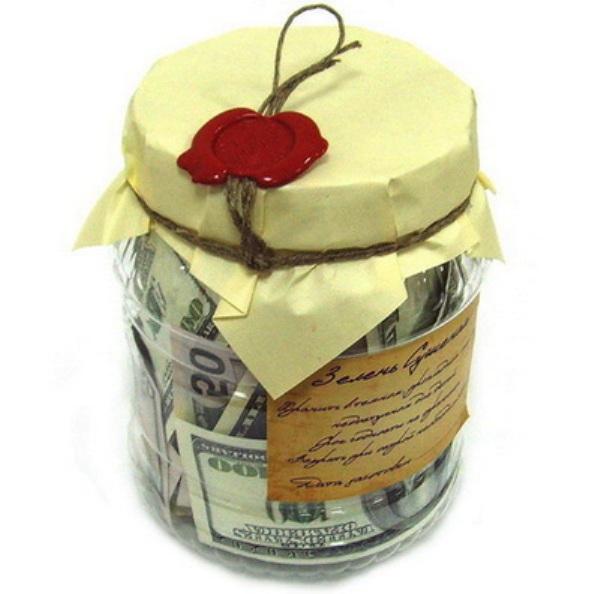 Подарок на свадьбу деньги в капусте 43