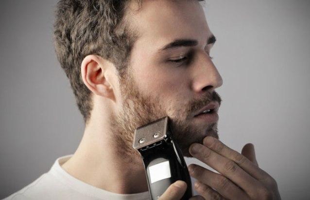 Как сделать себе контур бороды 14