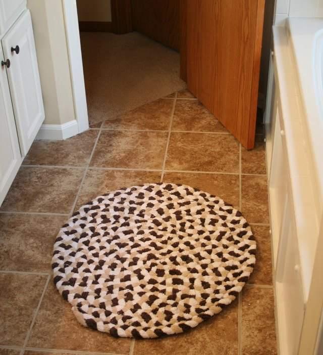 Что сделать из старых ковров