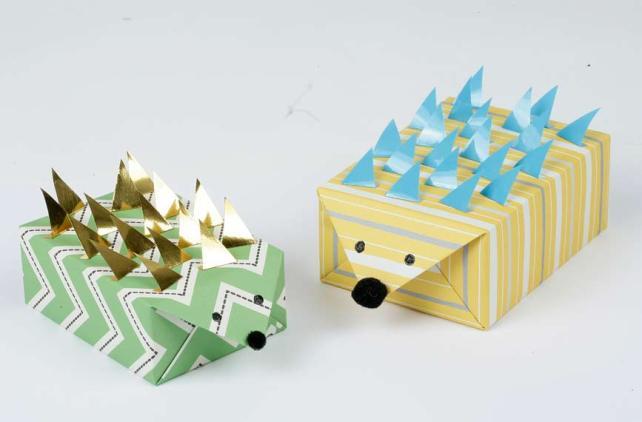 Упаковка для сладких подарков картон