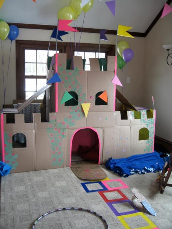 Как сделать дом детям - Модная точка