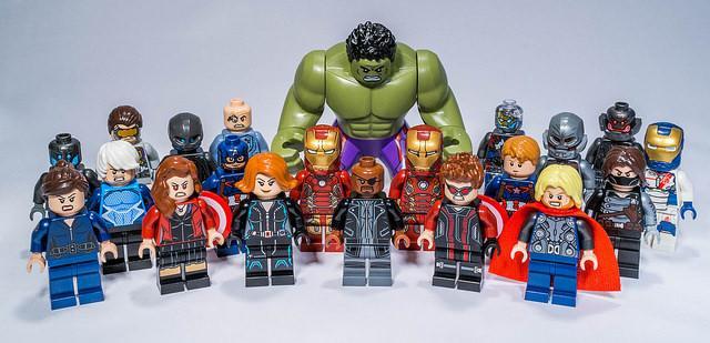 20 конструктивных фактов про Лего (Lego), которые вас удивят