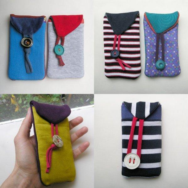 Как своими руками украсить чехол для телефона