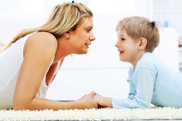 как общаться с ребенком 13 лет применяется при