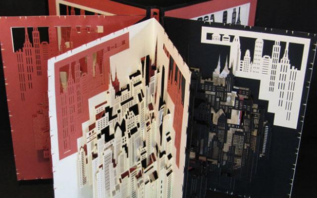 Трехмерные изображения городов