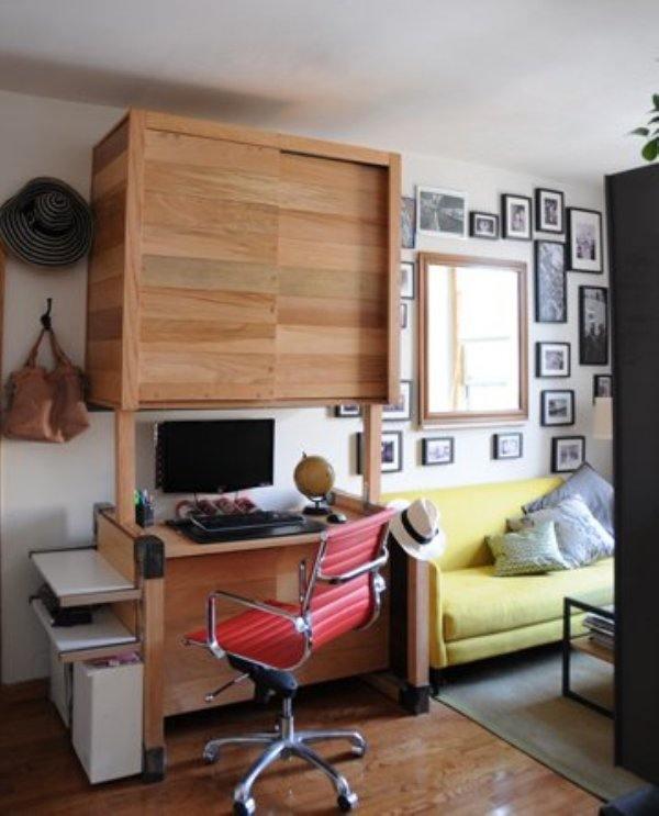 Умный дизайн маленьких квартир