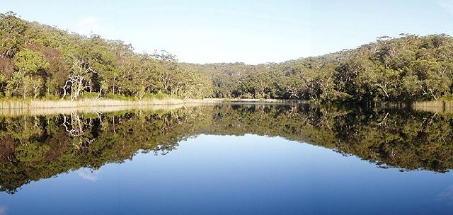 Самое чистое озеро на Земле