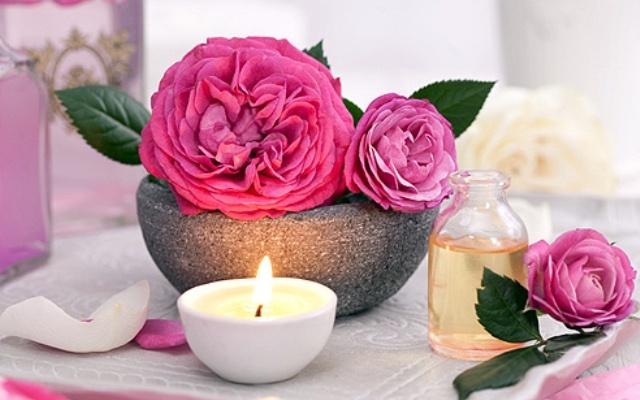 Как сделать в домашних условиях розовое масло