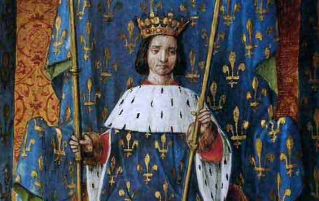 Французский король карл vi полагал
