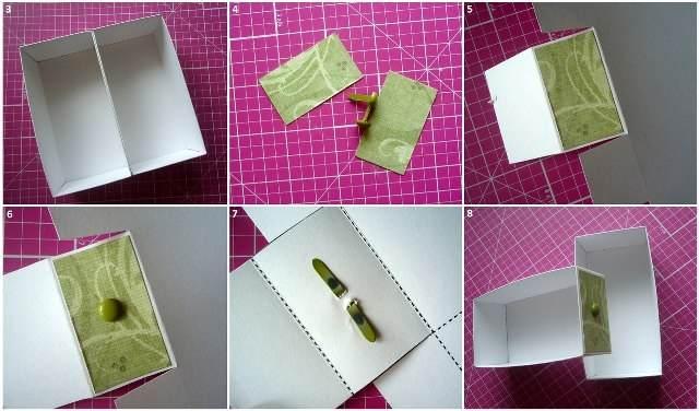 Как сделать коробку из бумаги для вещей 25