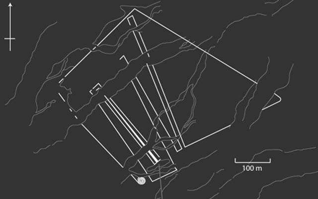 В Перу обнаружен загадочный лабиринт Наска
