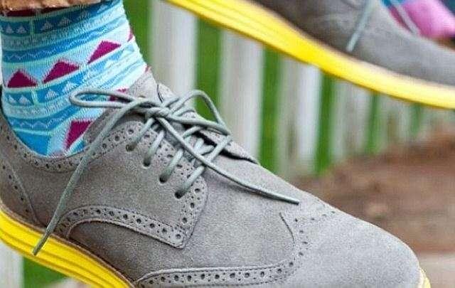 Люди, которые носят дурацкие носки, самые яркие и успешные
