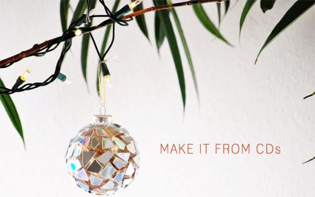 Делаем новогодние елочки своими руками