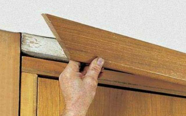 Установка обналичников дверей своими руками