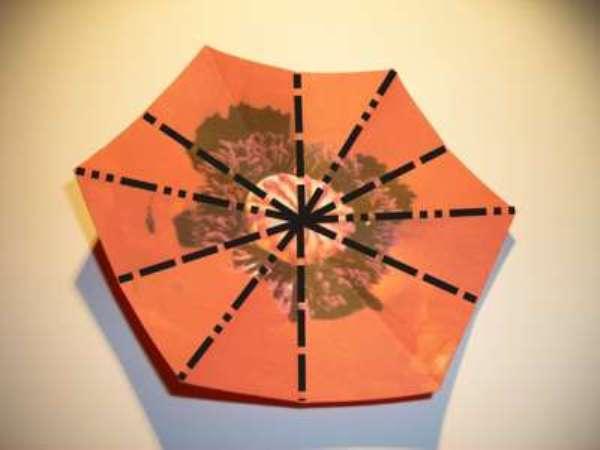 Оригами цветы для начинающих.