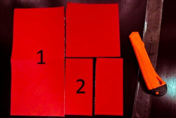 Можете приготовить квадрат из