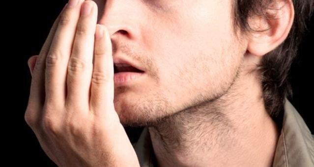 как проверить неприятный запах изо рта