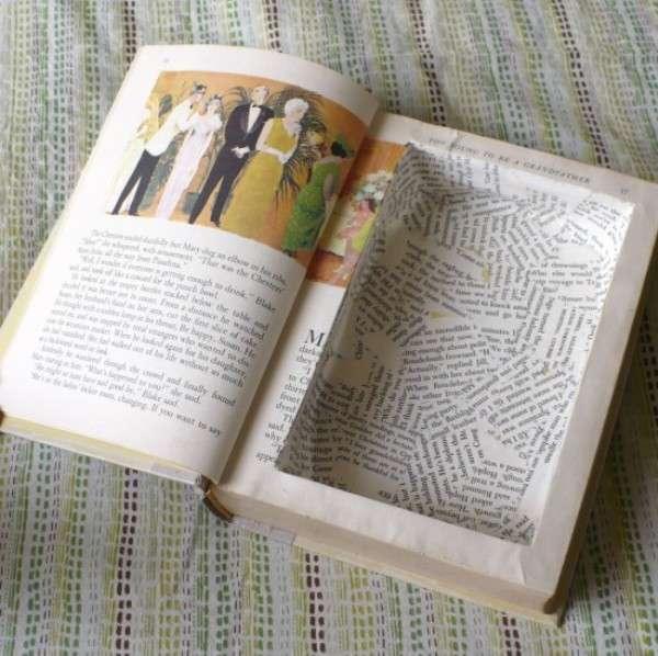 Как сделать старинную книгу своими руками видео