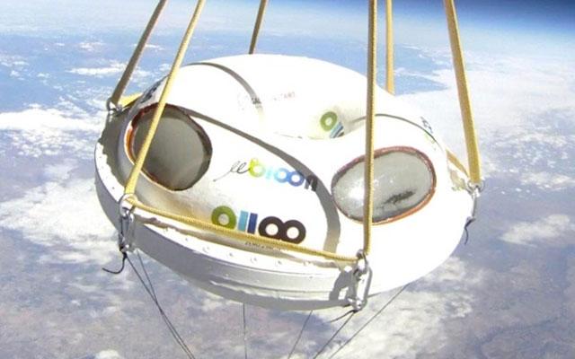 Полет на воздушном шаре в космос – уже реальность