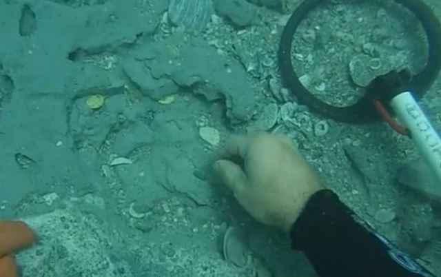Найдены несметные сокровища, потерянные 300 лет назад