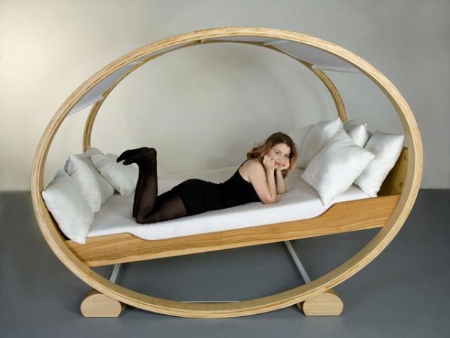 Качалка для кровати своими руками