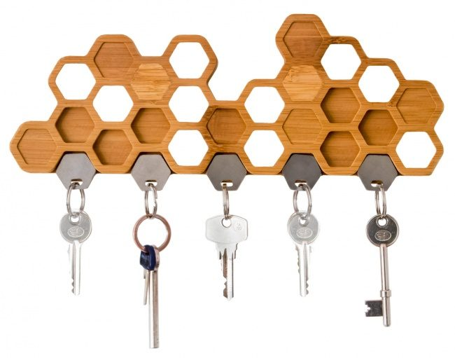 15 продуманных ключниц для удобного хранения ваших ключей