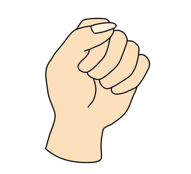 То, как вы сжимаете кулаки, может многое рассказать о вас