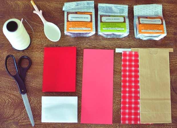 Как сделать мешочек для чая своими руками 19