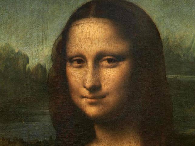 """Под картиной """"Мона Лиза"""" обнаружили скрытый портрет"""