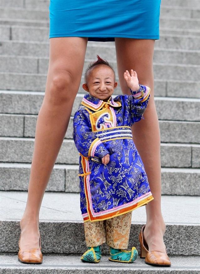 Смотреть фото самые длинные ноги 1 фотография