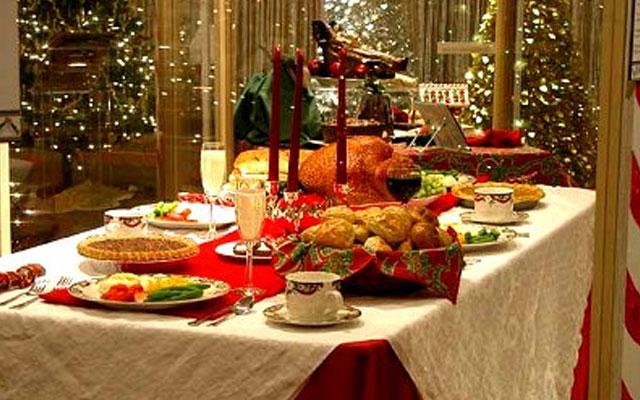 Что едят на рождество в разных странах