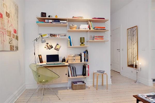 Идеи для маленьких квартир своими руками 43