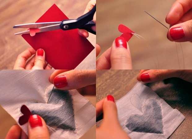 Своими руками сделать романтичного девушке