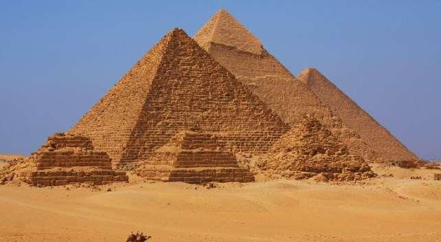 Раскрыта тайна построения египетских пирамид