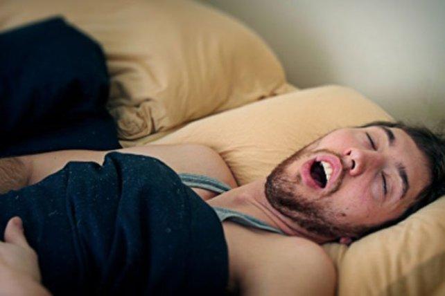 Почему во сне человек задыхается