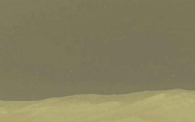 Марс. Загадочные снимки.