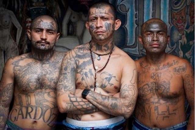 15 самых страшных ритуалов самой жуткой банды Америки