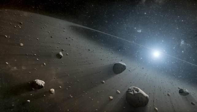 В ближайшие 100 лет на Землю может упасть больше 400 астероидов