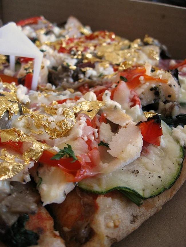 Топ 10 самых дорогих в мире пицц