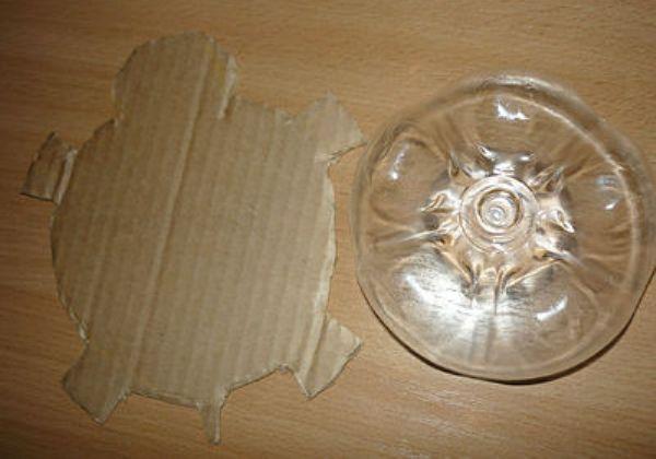 Конфета из пластиковых бутылок своими руками