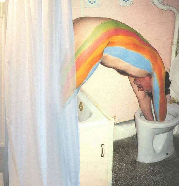 30 странных фотографий, не поддающихся логическому объяснению