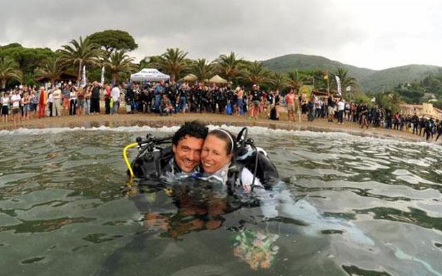Самые необычные свадьбы в мире
